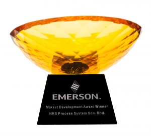 Market Development Award Winner EMERSON 2018