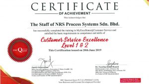 CUSTOMER SERVICE | Excellence Level 2 (In-House Training) 2019