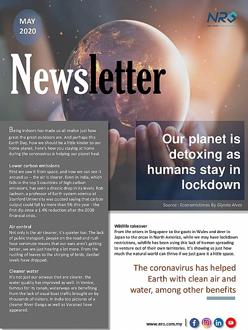 GREEN-MAY-20-Newsletter