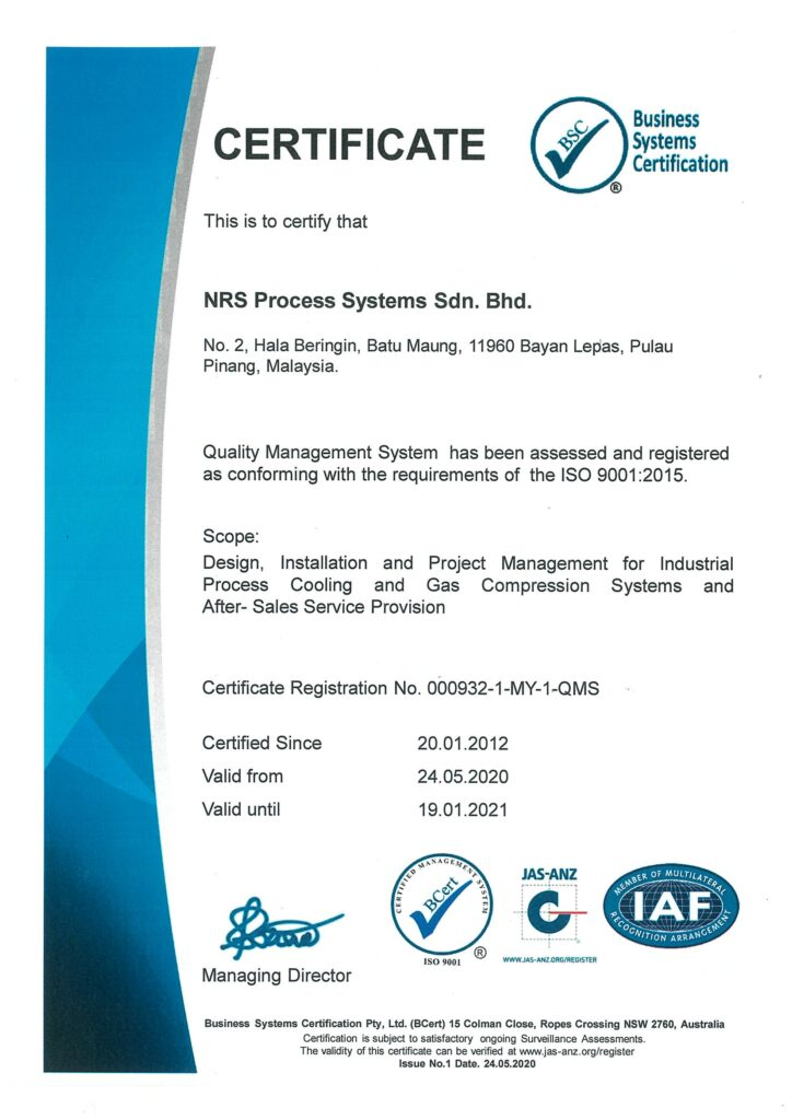 ISO 9001_2015 updated 8 OCT 2020